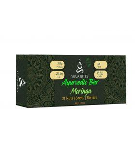 Ayurveda Bars - 21 Nuts , Seeds , Berries with Moringa-60 gm