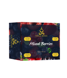 Mixed Berries -25gm (Pack of 10)