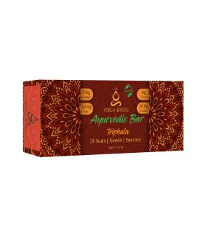 Ayurveda Bars - 21 Nuts , Seeds , Berries with Triphala-60 gm